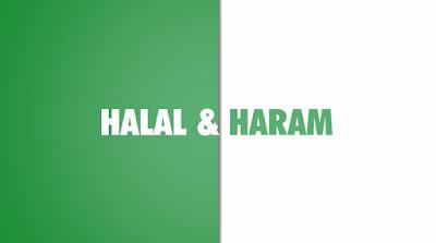 halal jelas dan haram jelas