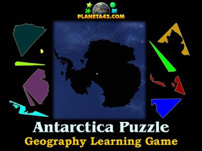 Пъзел на Антарктида