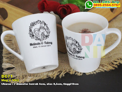 Mug V MA2