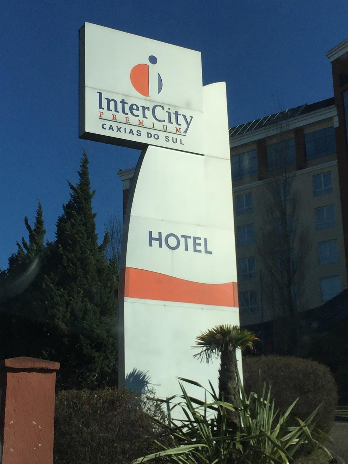 Intercity Caxias do Sul - Eleito o melhor hotel da cidade
