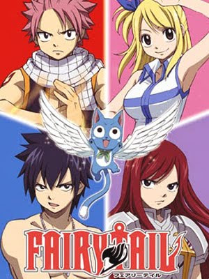 Fairy Tail gekijouban movie pelicula anuncio