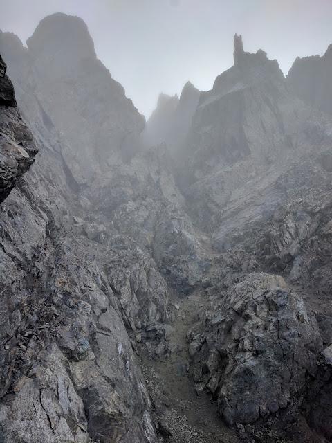 Bashful Peak Chickenshit