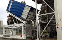 A-Ward container unloader sugar heinz watties