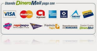 pagos online con Dineromail