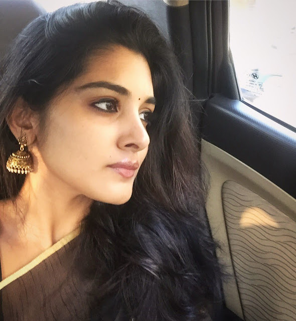 Actress NivethaThomas Latest Photos