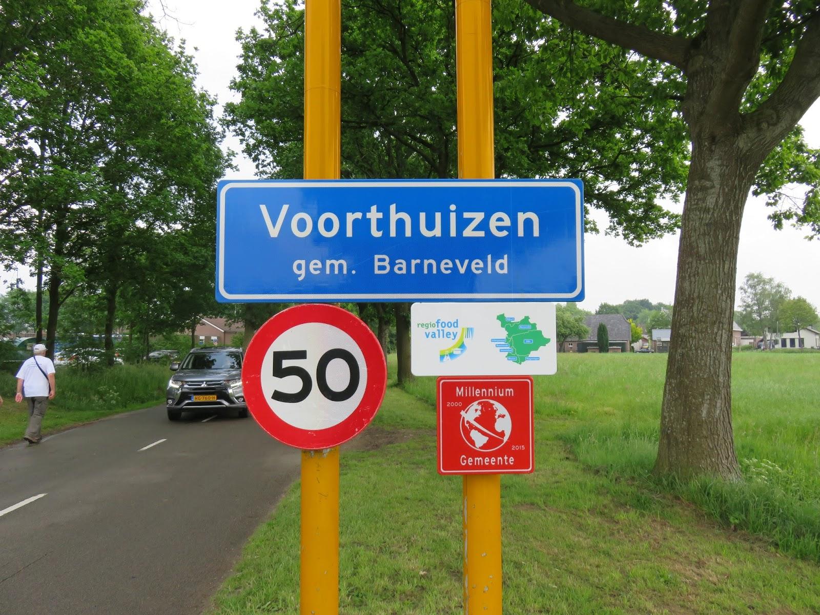 vanwandeluitdagingtotheusehobby: Wandelfestijn Voorthuizen 28 mei 2016