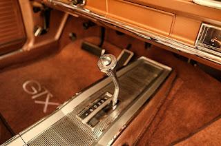 1967 Plymouth Belvedere GTX 426 Hemi Transmission