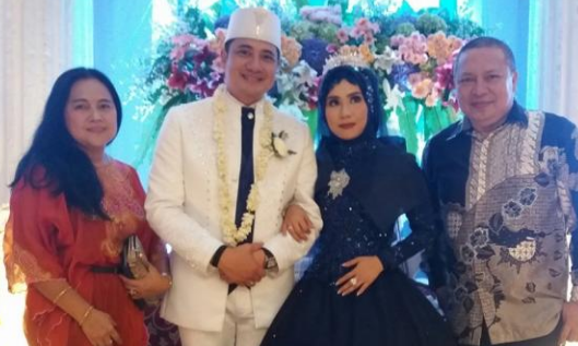 Ivan Fadilla Menikah, Venna Melinda Tak Hadir