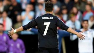 Video Gol Celta Vigo vs Real Madrid 1-4