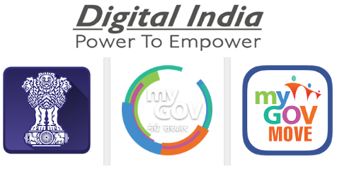Five Important Apps by Government of India