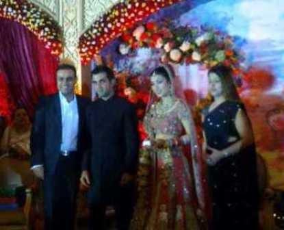 Intresting Things Ever: Gautam Gambhir Marriage Pictures