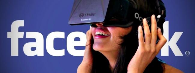 Facebook realtà virtuale Google tecnologia innovazione futuro