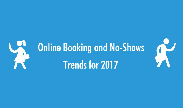 Online Booking & No- Show trends in 2017