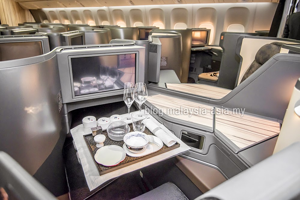 New Premium Business Class China Airlines