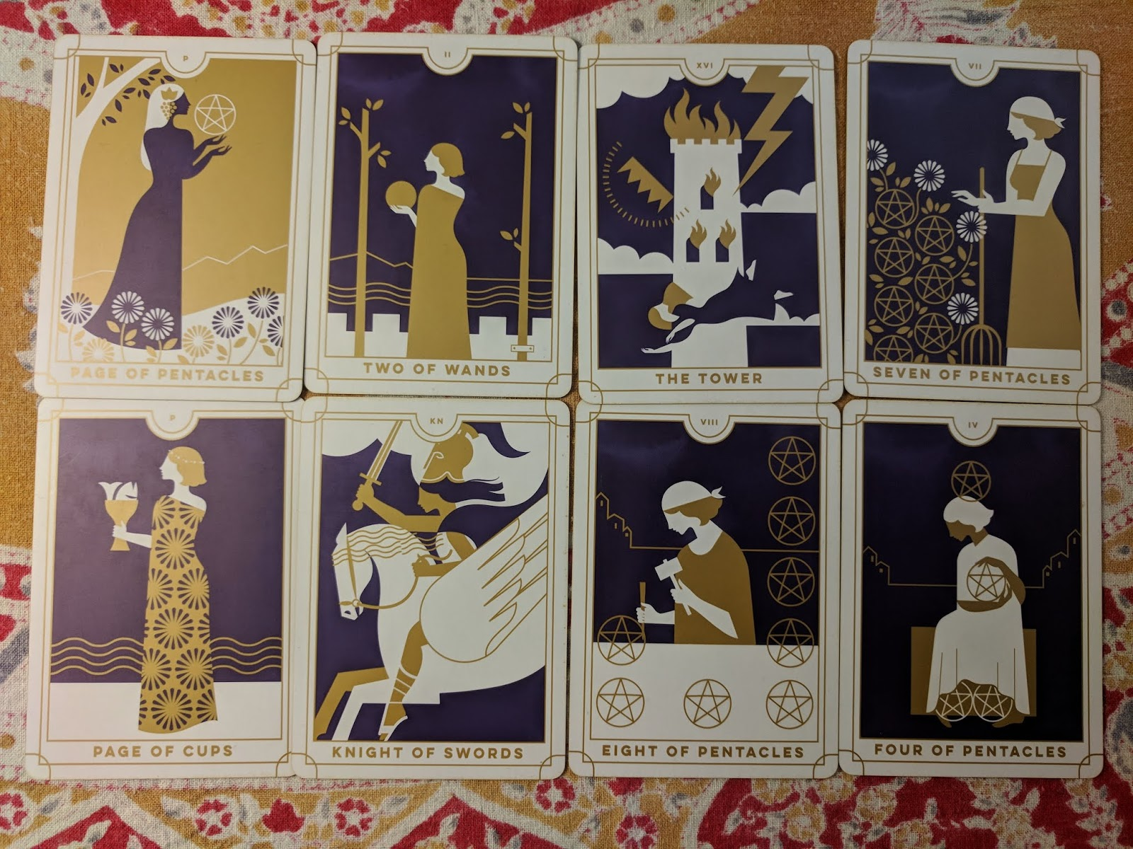 Hound of Hecate: Everyday Tarot Review