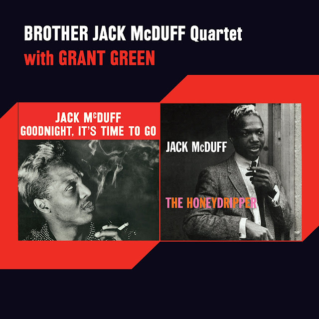 Brother Jack McDuff QuartetWith Benny Golson Orchestra The Dynamic Jack McDuff