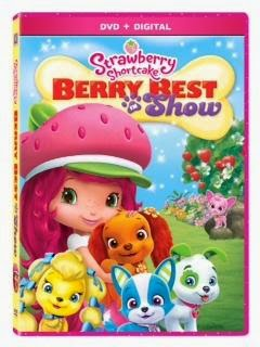 DVD Review: Strawberry Shortcake: Berry Best in Show