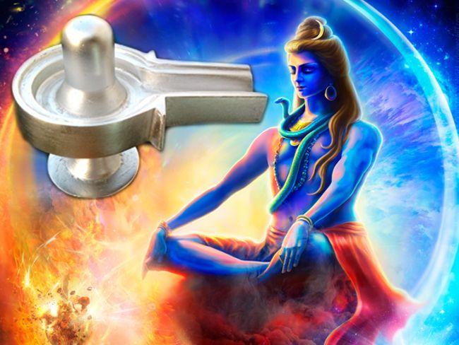 Mercury Shiva Lingam