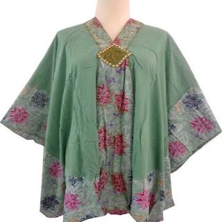 bentuk baju batik untuk orang gemuk