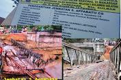 FPS : Ada 3 Penanggungjawab Dibalik Runtuhnya Konstruksi Jembatan
