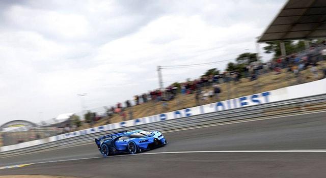 Bugatti Gran Turismo experimental super extravaganza