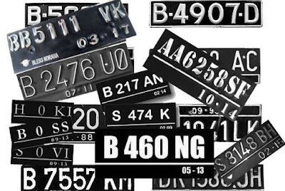 Cara Mengetahui Pemilik Kendaraan Dari Plat Nomor