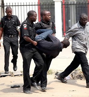Police Nabbed Man Who Kidnapped 2 Kids In Lagos, Exchange Them For 2 Bags Of Rice