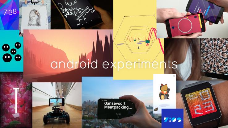 開源刺激創新!Android Experiments網站上線,展示模範酷App|數位時代