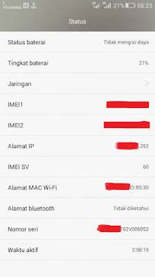 info android