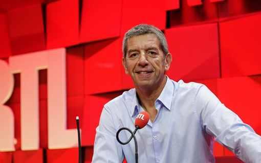 Pour Michel Cymes, les échecs, c'est bon pour le mental et le physique - Photo © RTL