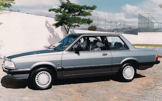 Ford Del Rey Ghia 1990 1.8