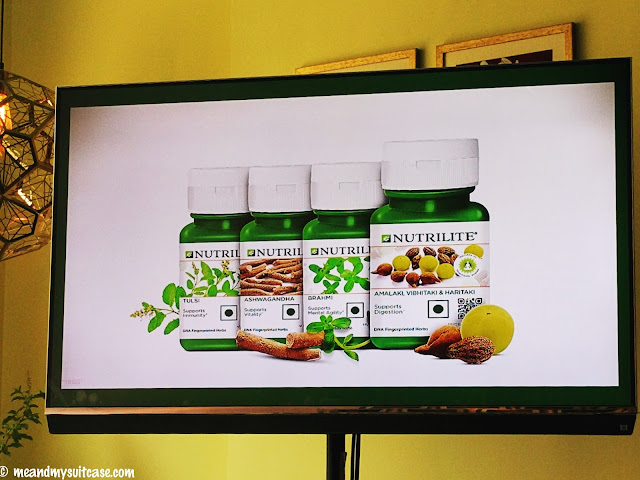 Nutrilite Traditional Herbal Range - new launch