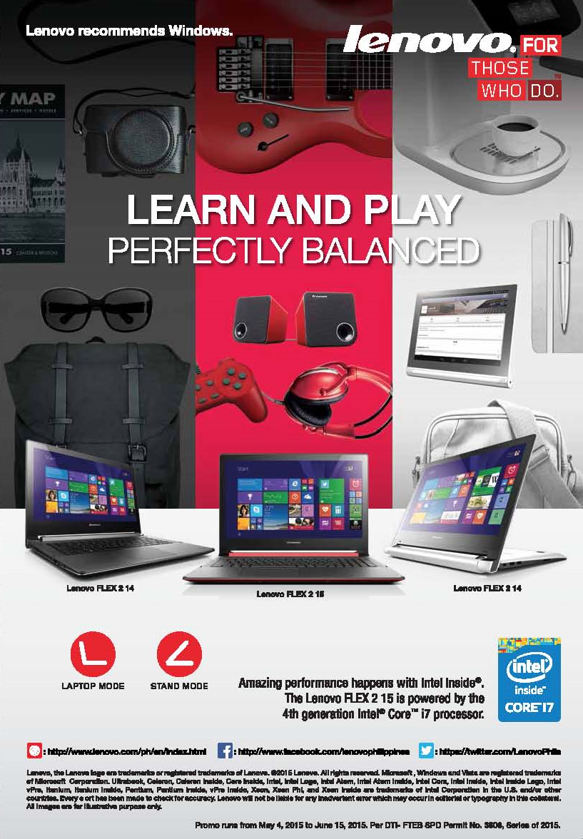 Lenovo Back-to-School bundles