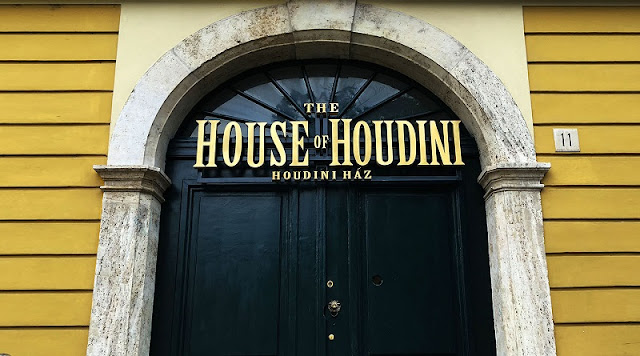 Casa do Houdini, Budapeste