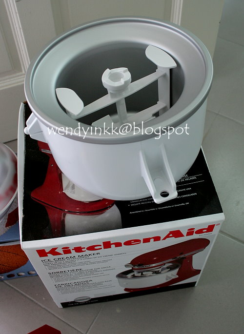 Kitchen Aid Attachment Leaving A Dark Residue On Things