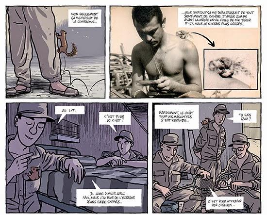 las guerras silenciosas comic norma martin