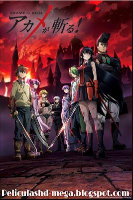 Akame ga Kill  Temporada 1 HD-720p  Sub Español