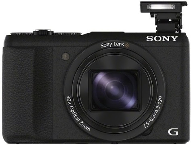 Sony Cyber-shot DSC HX60V, camera, specifictaion