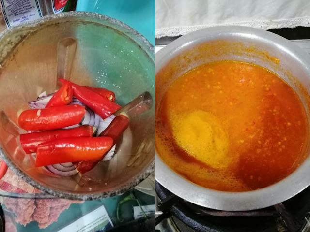 ! acuyuhan: Resepi Nasi Ayam untuk 10 orang makan
