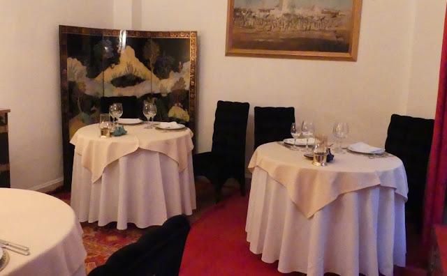 Marrakesch - Restaurant Dar Moha