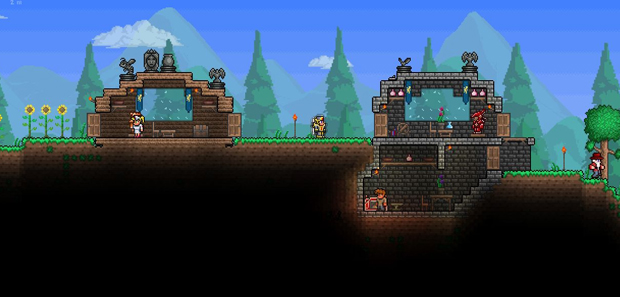 Terraria Update 1 2 4 Released