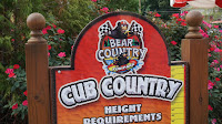 Kid Friendly Cub Country in Pigeon Forge