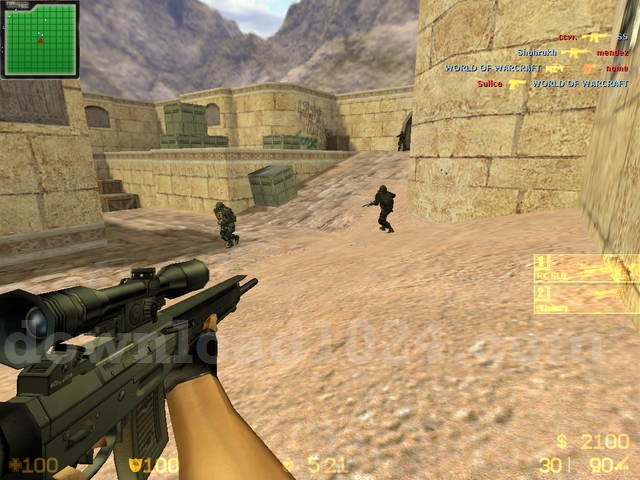 Counter Strike 1.8 Download Full