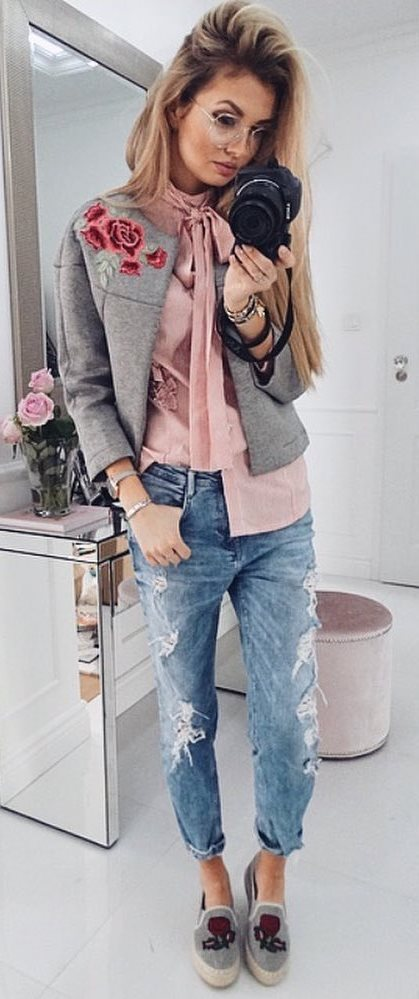 Outfits Club: 50 Incredible Outfit Ideas How To Master The Casual Style This Season