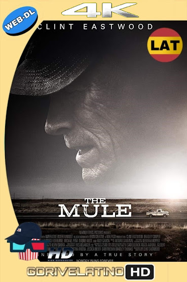 La Mula (2018) WEB-DL 4K HDR Latino-Ingles MKV