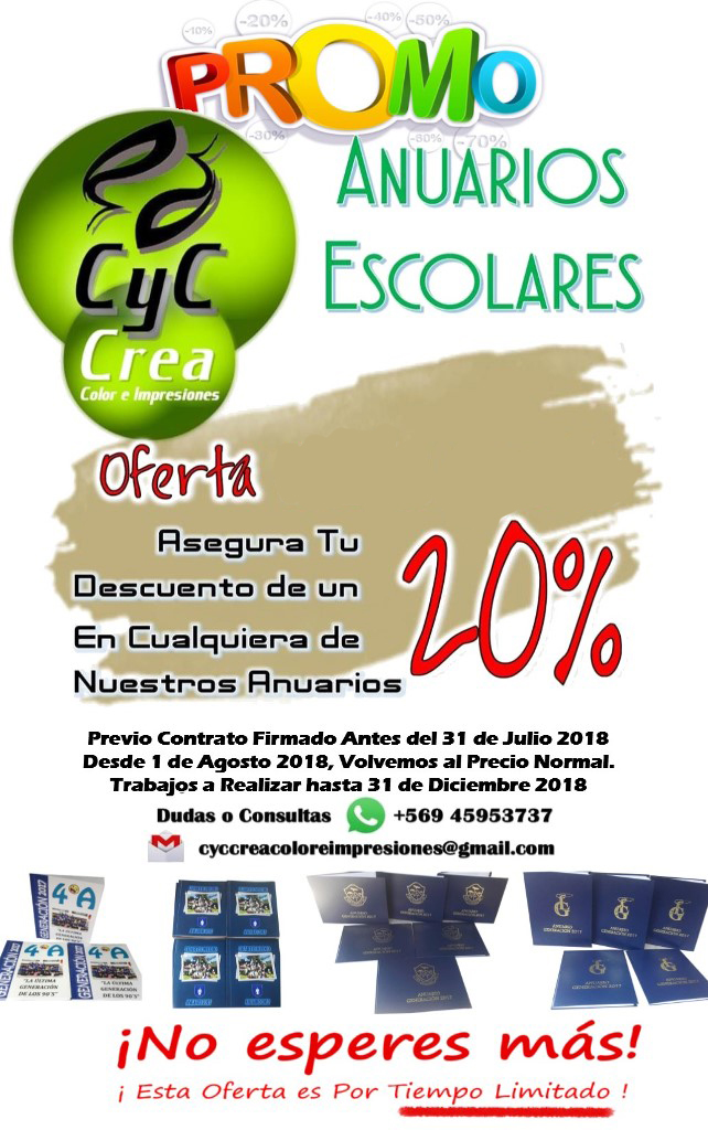 CyC Crea Color e Impresiones