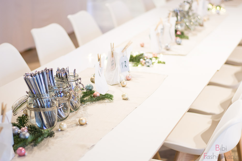 dm FoodFestival Tisch