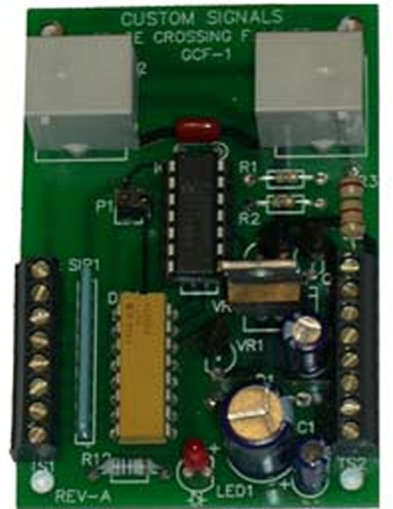 Components Shown Below To Build A Flashing Light Circuit Complete The