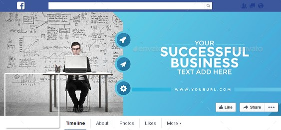 Facebook Cover Photo for a Business