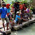 Semarak 17 Agustus, Bangilan Strek Mania Diikuti 100 Ibu Rumah Tangga Dan Anak-Anak.